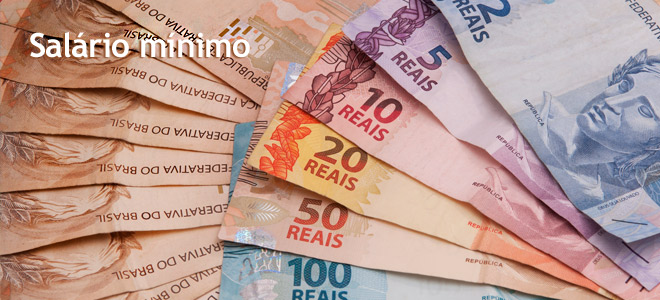 Decreto presidencial aumenta salário mínimo para R$ 788