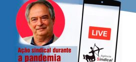 Acompanhe a LIVE com  Oswaldo Augusto de Barros – Hoje às 16hs