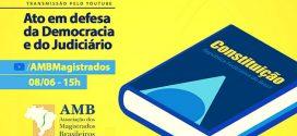 FST e CNTEEC apoiam ato em defesa da Democracia e do STF