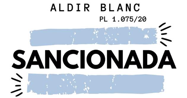 CNTEEC comemora sanção da Lei Aldir Blanc