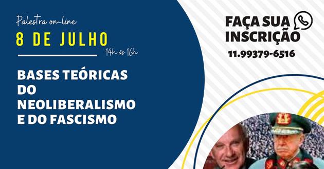 Palestra Online 08/07