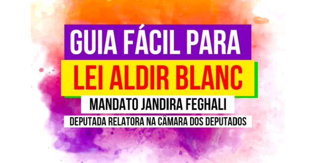 ATENÇÃO, RABALHADORES DA CULTURA! GUIA FÁCIL PARA A LEI ALDIR BLANCO