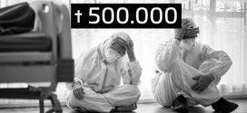 FÓRUM SINDICAL LAMENTA 500 MIL MORTES
